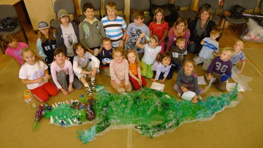 Středisko ekologické výchovy Čabárna 2011