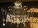 Chandelier for Únětice