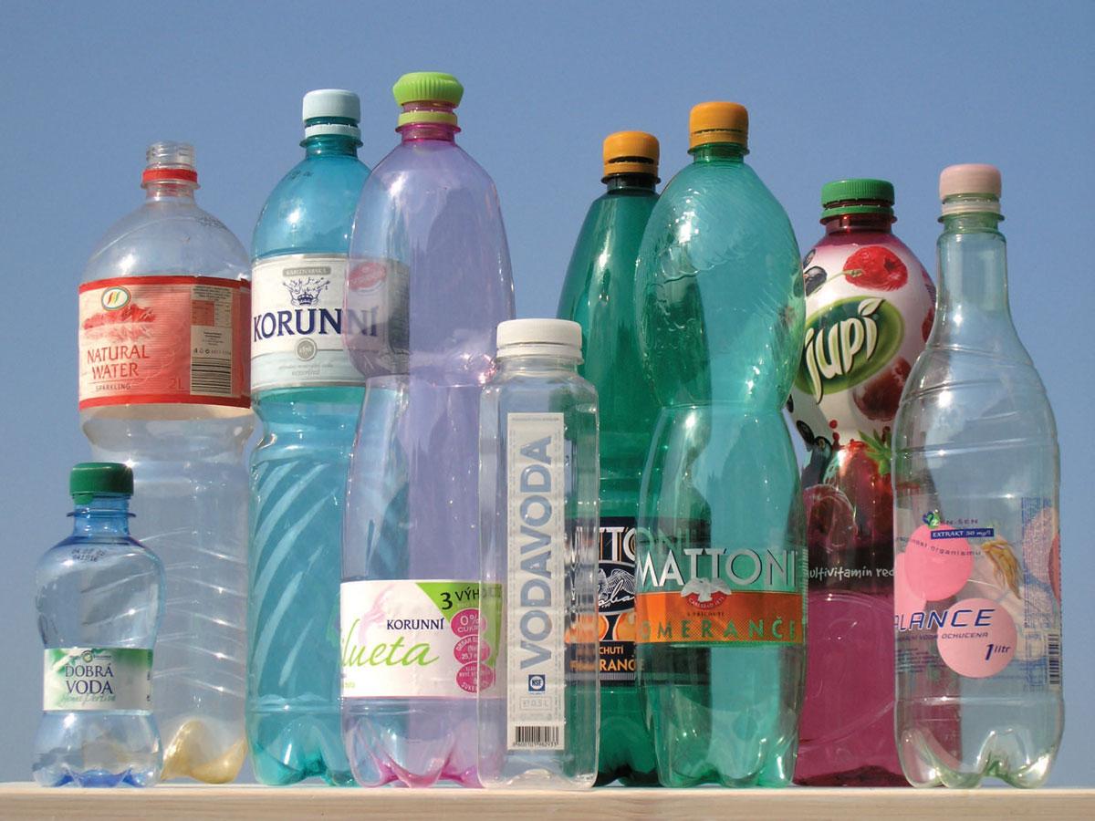 A Tribute To PET Bottles | Veronika Richterová