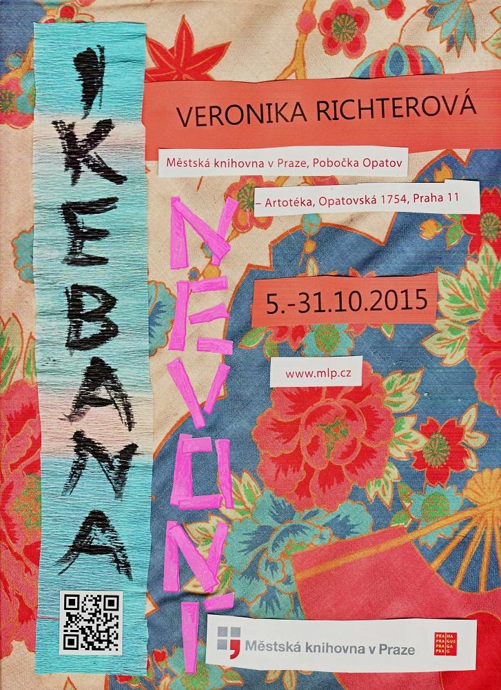 Veronika Richterová IKEBANA nevoní