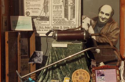Buštěhradské muzeum Oty Pavla u Rotta